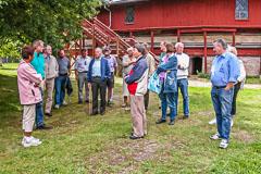Med grundejerforeningen GFUN til ringovnen i Nivå